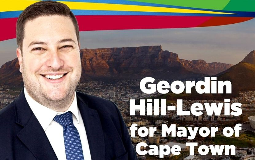 Geordin Hill-Lewis, DA mayoral candidate: 'The Cape Independence movement is a huge compliment of the DA's track record'