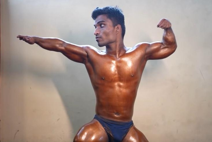 Watch: Indian bodybuilder named world's shortest at 3 feet, 4 inches tall
