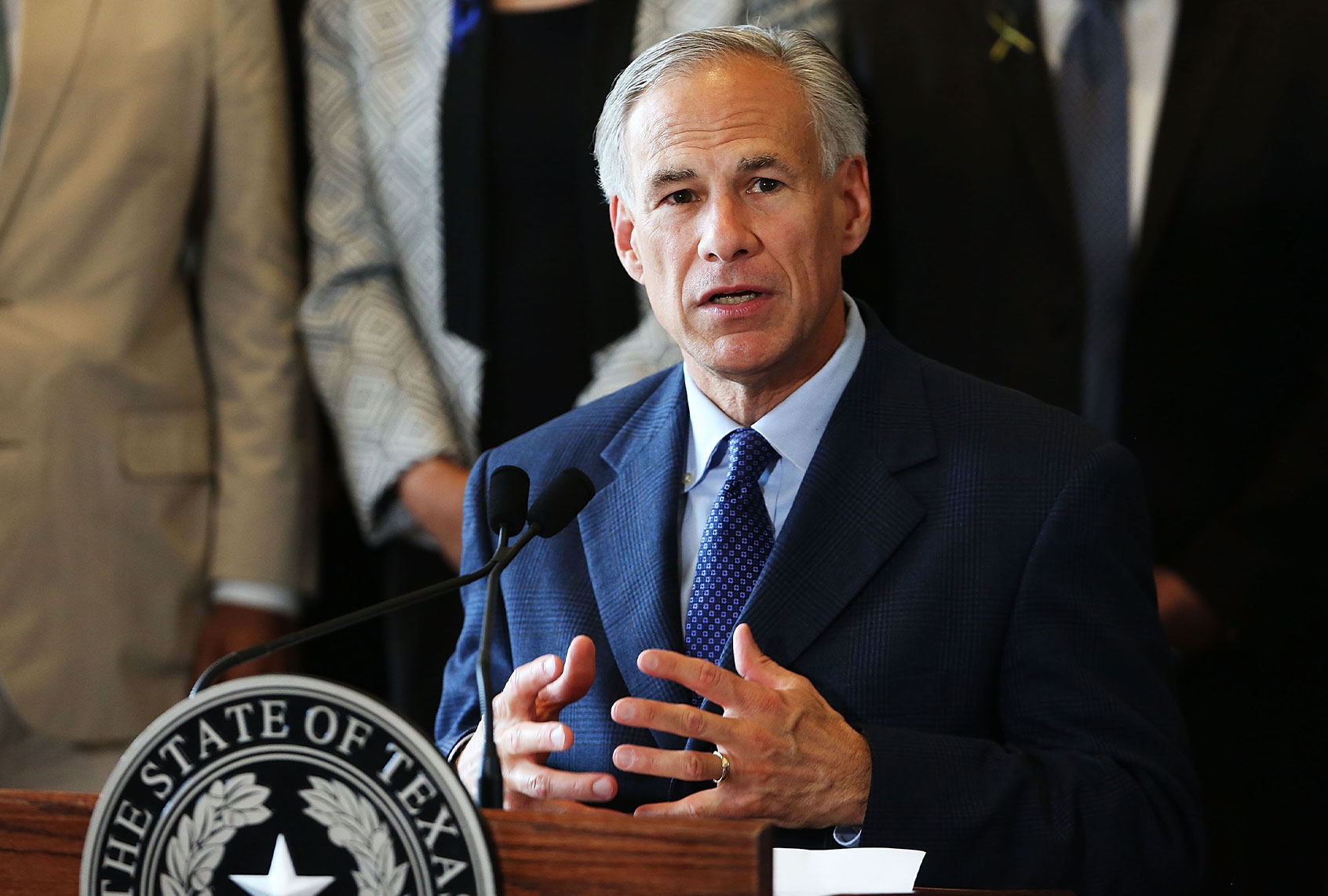 Texas agency removes site with suicide hotline for LGBTQ youth after Abbott opponent complains